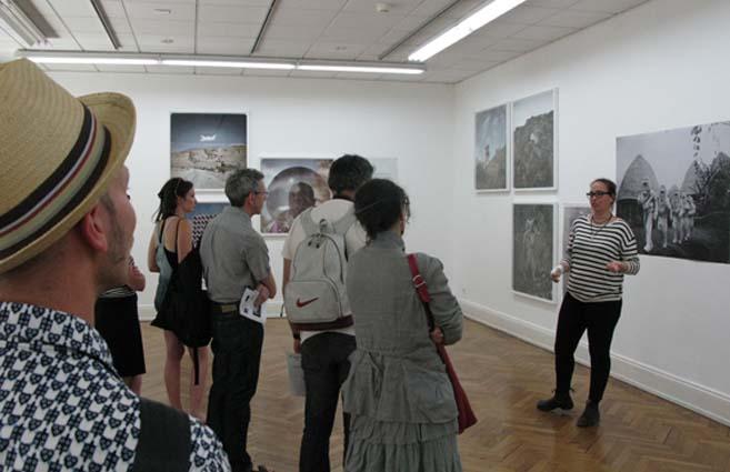 Visite avec Cristina de Middel, Musée des Beaux-arts