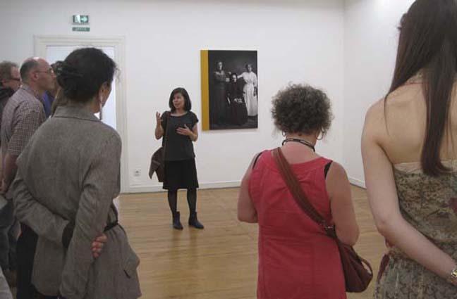 Visite avec Isabelle Le Minh, Musée des Beaux-Arts