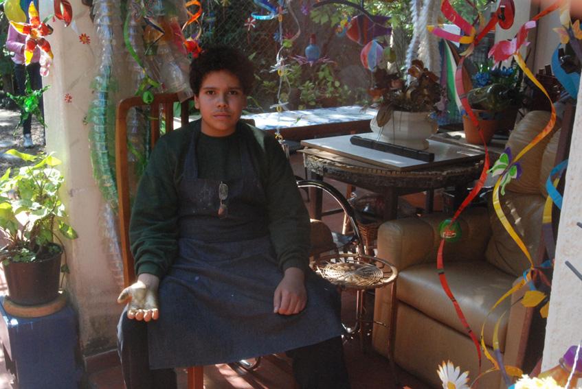 Laura Martin, Murirao-une ville pour tous, 2012